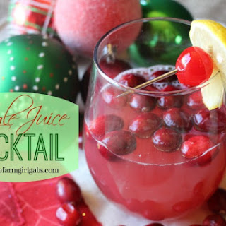 Jingle Juice Cocktail Recipe