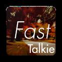 Zello PTT Custom Button - Fast Talkie icon