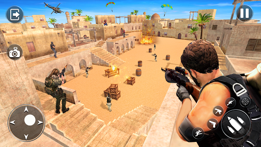 Special Ops Shooting Strike 1.0.4 screenshots 3
