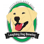 Logo of Laughing Dog De Achste Hond (Peach)