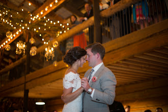 Photo: Hay Barn- reception site Rachel Beckwith Photography