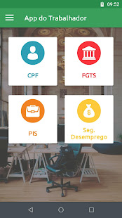 App do Trabalhador – FGTS, PIS e Abono 1