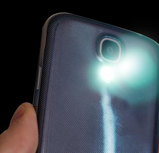 DiscoLight LED Flashlight Free