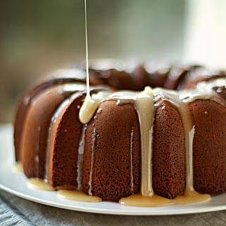 Light Rum Cake