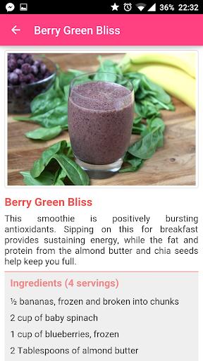 Detox Juice Recipes  screenshots 3