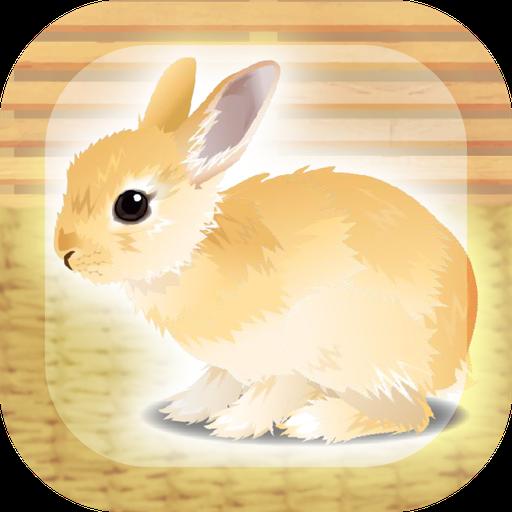 癒しのウサギ育成ゲーム 休閒 App LOGO-APP開箱王