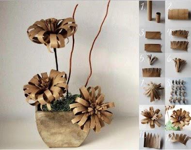 Fun giấy hoa Tutorial Mod