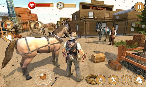 Western Cowboy Apk Mod Dinheiro Infinito 5