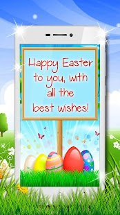 Happy Easter Greetings Cards- screenshot thumbnail