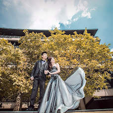 Wedding photographer Jeff Poon (poon). Photo of 08.04.2015