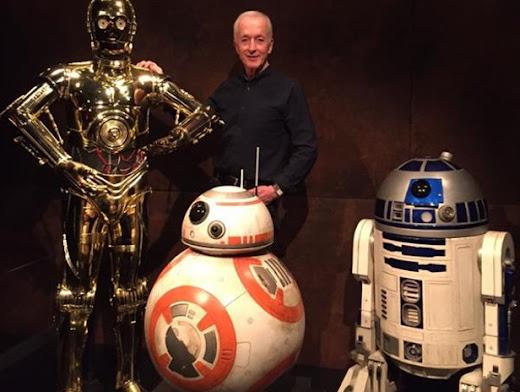 Костюм C-3PO для фильма «Звездные войны: Пробуждение силы» был напечатан на 3D-принтере