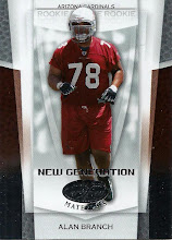 Photo: Alan Branch 2007 Leaf Certified Materials RC (#1157/1500)