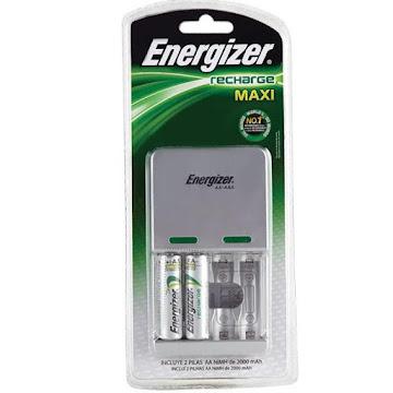 Cargador ENERGIZER   Recharge Maxi x1Und