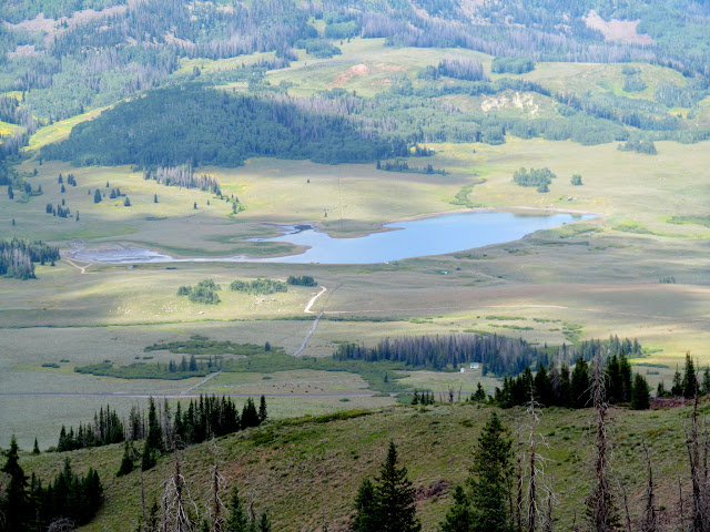 Lost Creek Reservoir