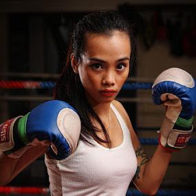 by Maynard Caryabudi - Sports & Fitness Boxing