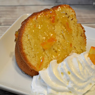 Whiskey Orange Cake Recipes