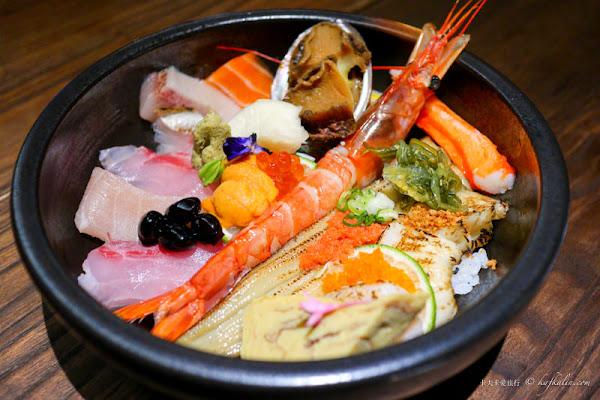築の藏東京築地市場丼飯店 高CP值平價日式料理東區延吉街