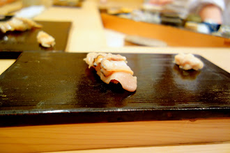 Photo: Hamaguri. Honestly I remember it was good and different to clams I'm used to in Europe, but I don't have a clear memory of how it tasted.