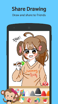 Junimong - How to Draw APK screenshot thumbnail 2