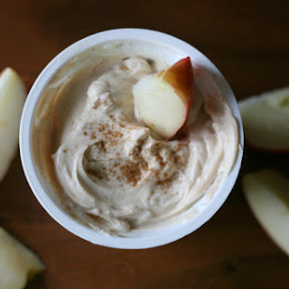 Greek Yogurt Peanut Butter Dip Recipe