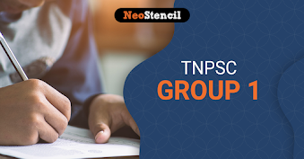 TNPSC Group 1 Exam 2020 - Tamil Nadu Public Service Commission