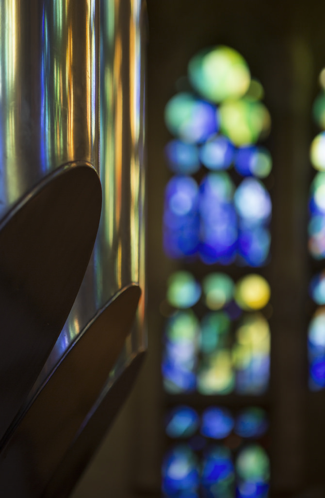 Dettaglio Sagrada Familia di carlobaldino