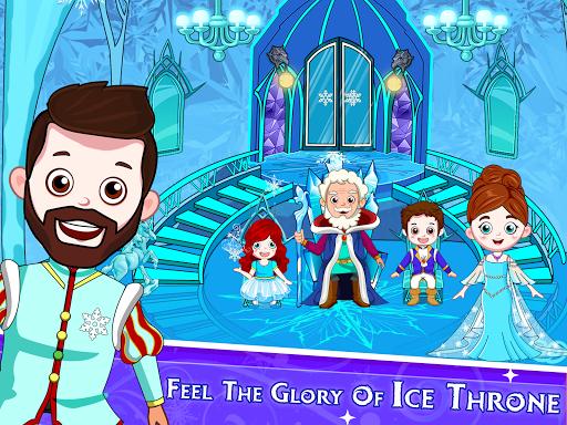 Mini Town: Ice Princess Land android2mod screenshots 1
