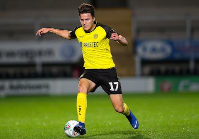 Une occasion pour un club belge ? Oliver Sarkic, formé à Anderlecht, est Belge et déterminé