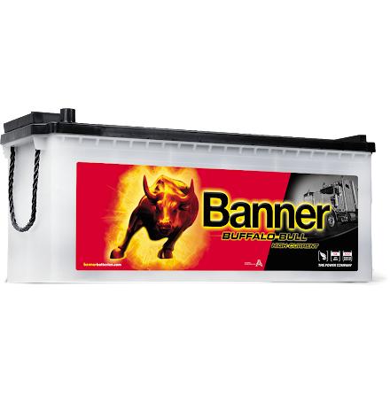 Startbatteri 12V150Ah BannerBuffaloBull