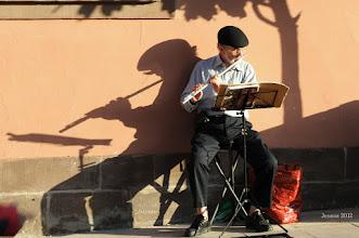 Photo: Street music