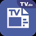 TV Guide & Schedule by TV.de icon