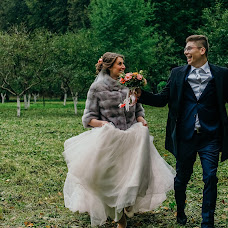 Wedding photographer Katya Starilova (Kaktus64). Photo of 24.10.2016