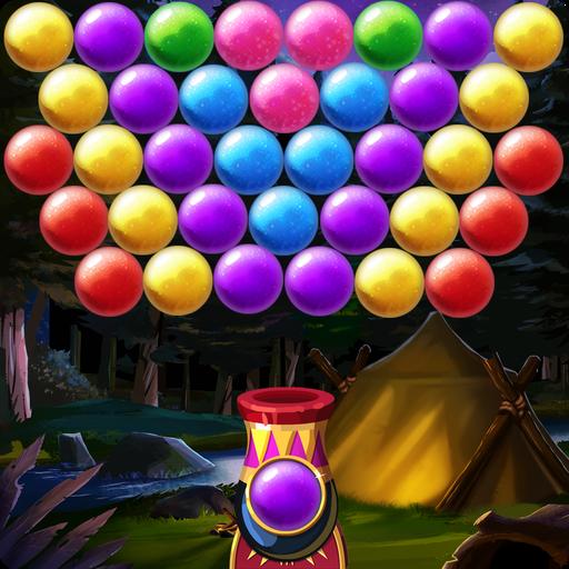 Bubble Camp Fun 休閒 App LOGO-APP開箱王