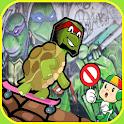 Ninja Turtle teenage mutant icon