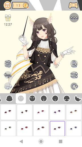 Lolita Avatar: Anime Avatar Maker 2.0.5 screenshots 4