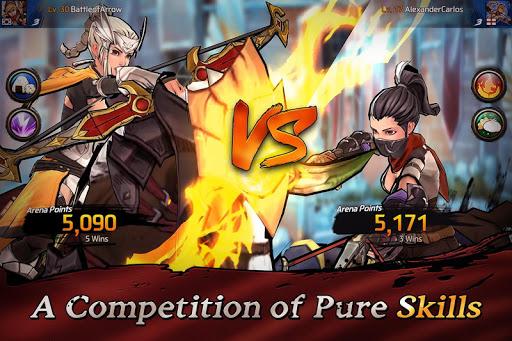 Battle of Arrow : Survival PvP  captures d'écran 1