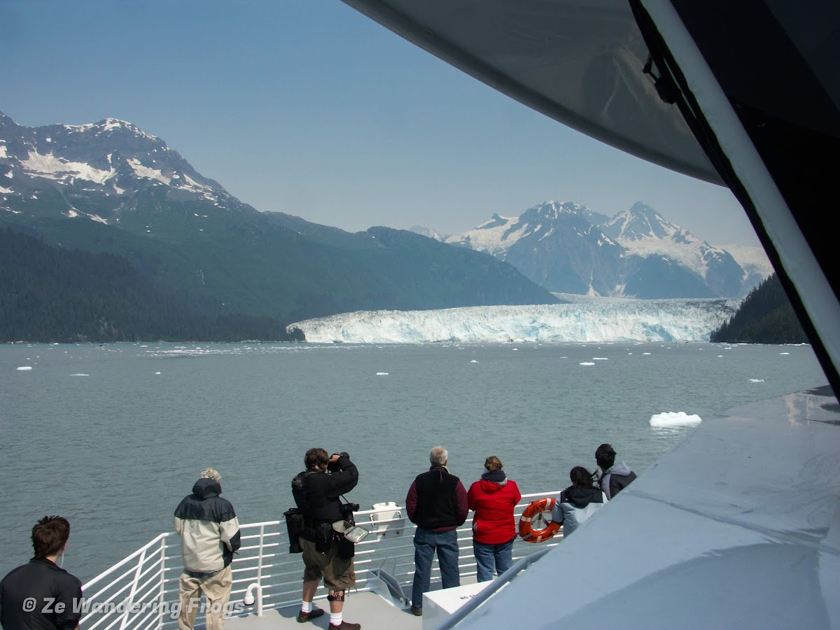USA Alaska Itinerary 7 Days // Prince William Sound Glacier Cruising