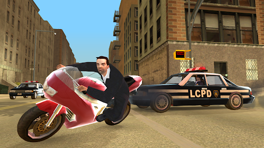 GTA: Liberty City Stories 2.3 (Mod v1)