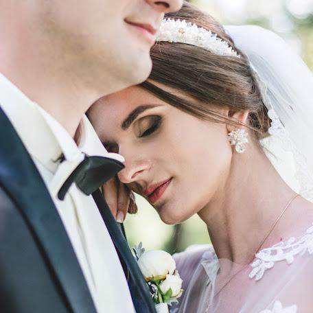 Wedding photographer Ekaterina Aleschik (Aleshchyk). Photo of 08.01.2018