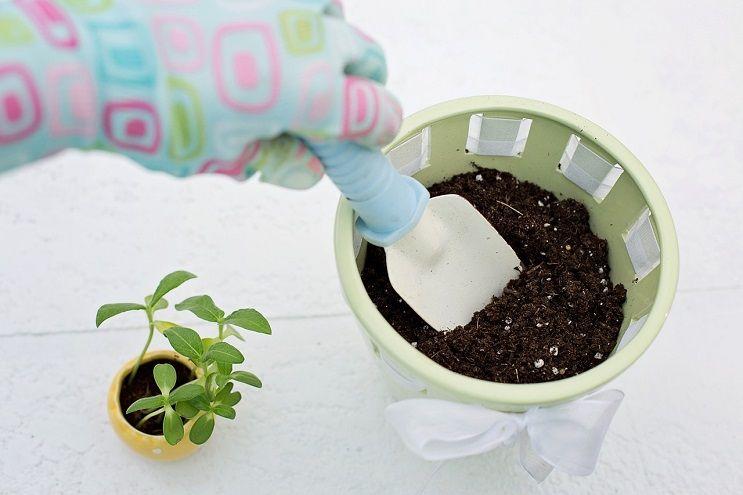 طريقة عمل التربة الزراعية