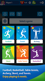 Rio 2016 Olympic Games Screenshot