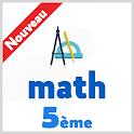 cours de maths 5ème icon