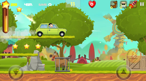 Download Sr Bean Teddy Super Car Adventure Apk For Android Free