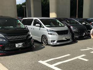 ヴェルファイア ANH20W Z / 2008年式のカスタム事例画像 Umboo Japanさんの2018年09月16日10:36の投稿