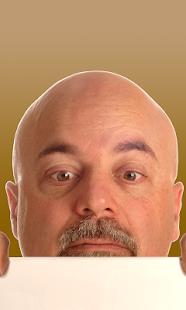 Bald Head Photo Editor - náhled