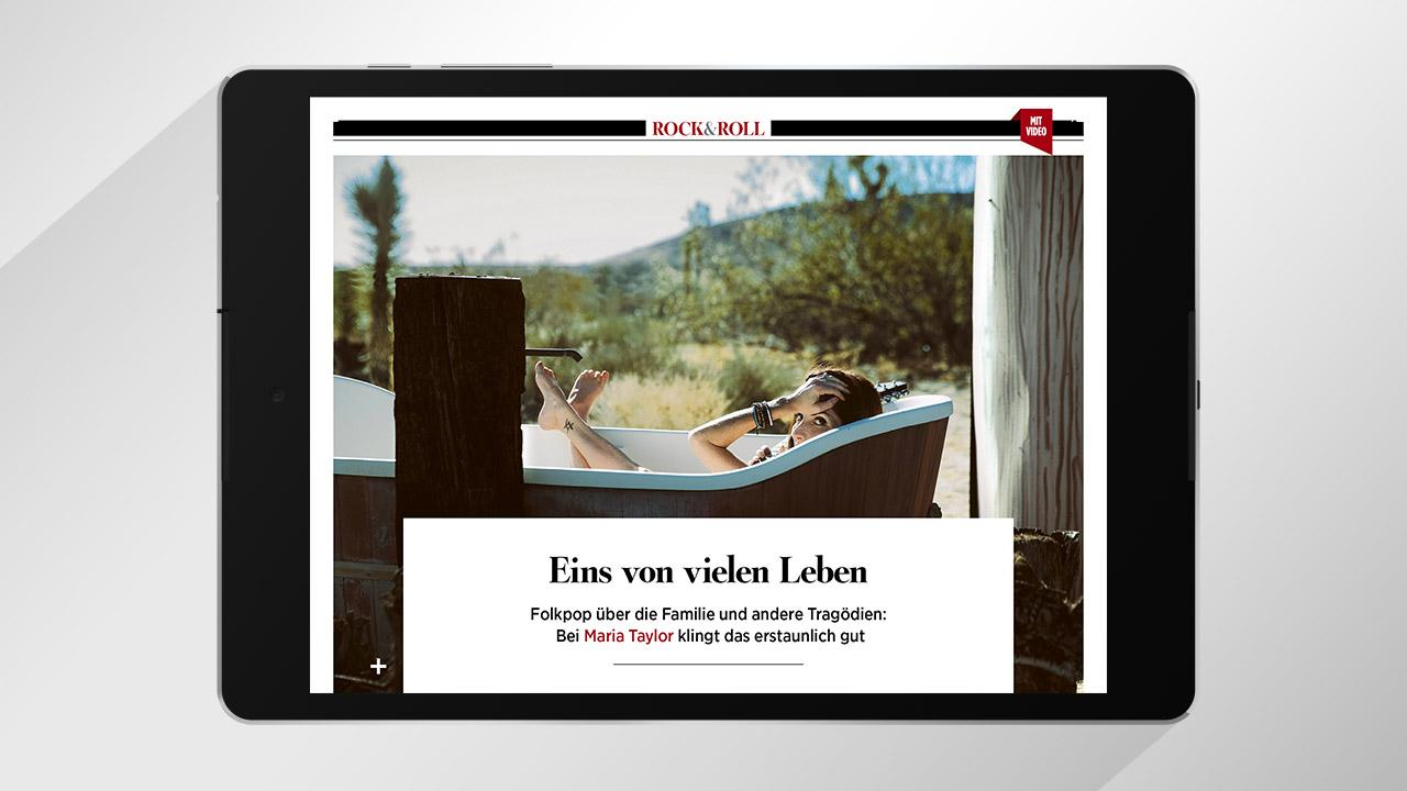 Rolling Stone Deutschland- screenshot