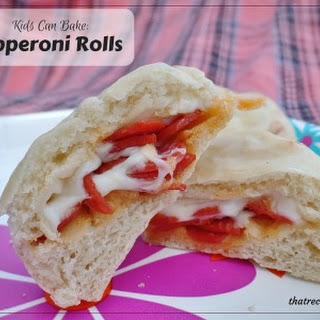 Pepperoni Rolls.