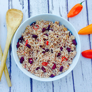 Mexican Spicy Brown Rice