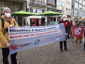 Kundgebung Bonn 22.01.2021