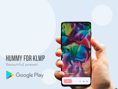 Hummy for KLWP 1.0 Latest APK Free Download 2